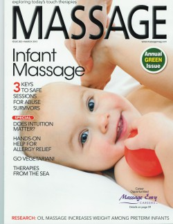 Infant Massage: Happy Babies, Healthy Families