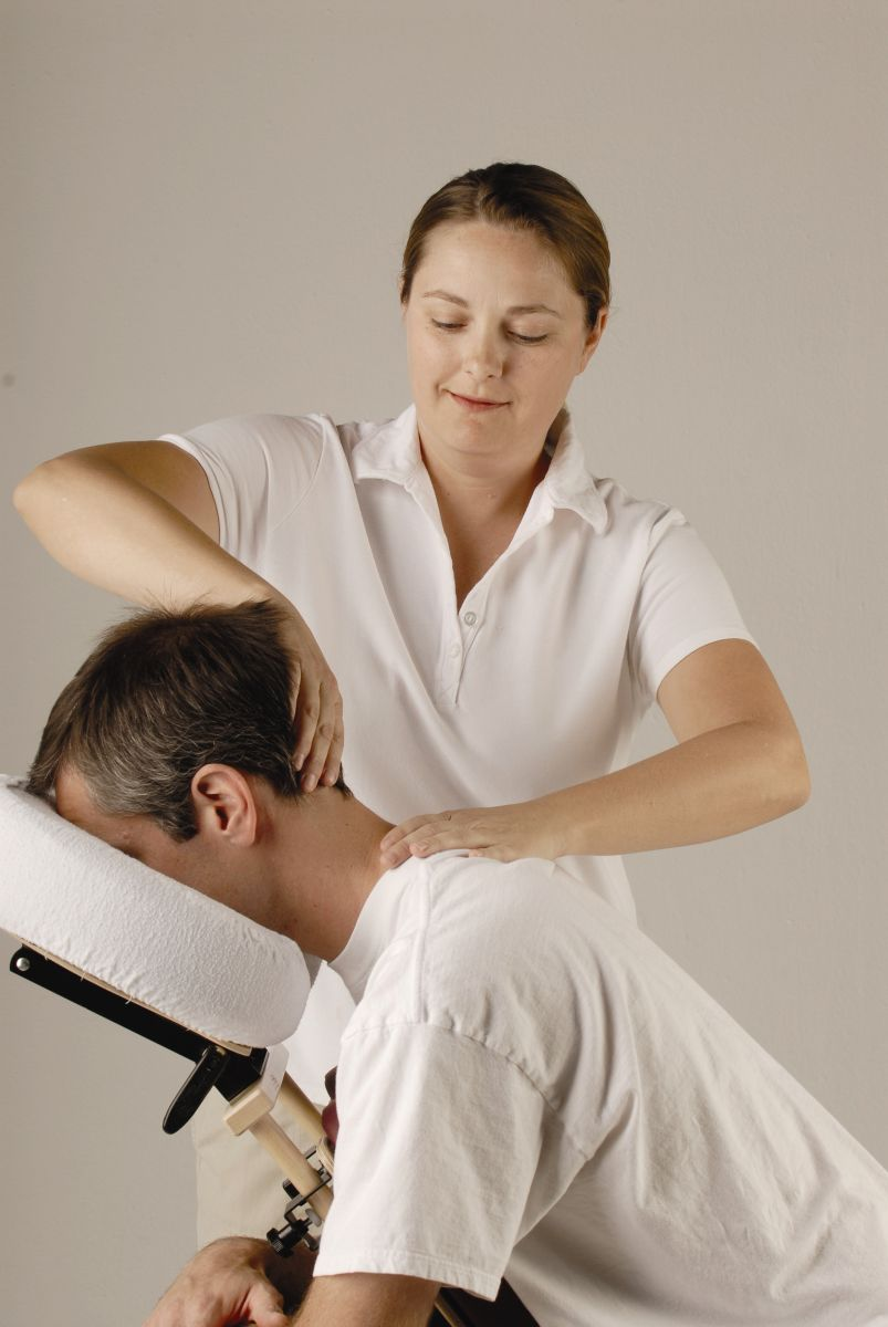 Corporate Massage by A Caring Touch: Massage Therapy, State College PA